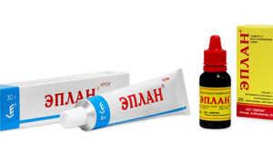 ЭПЛАН: Инструкция по применению препарата ЭПЛАН